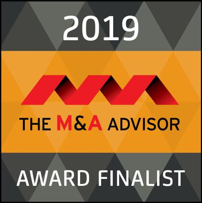2019 M&A Advisor Awards