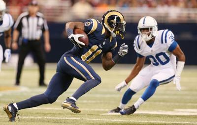 St. Louis Rams v Indianapolis Colts