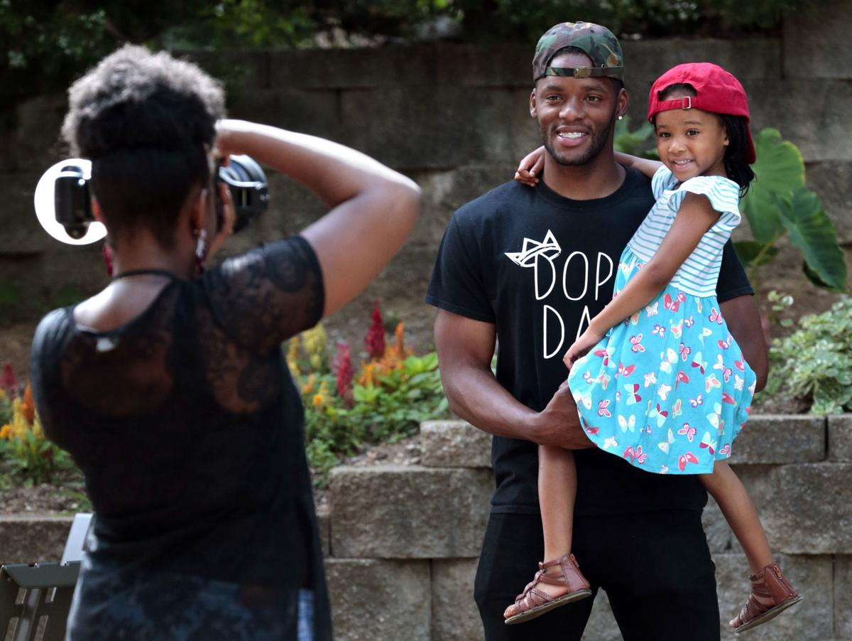 Photographer launches project promoting Black fathers