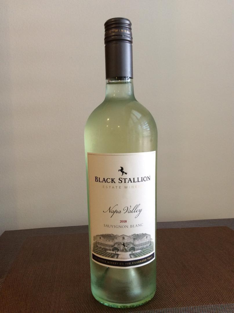 Black Stallion 2018 Sauvignon Blanc, Napa Valley, California