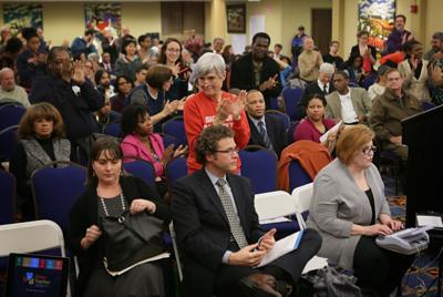 Third Ferguson Commission meeting