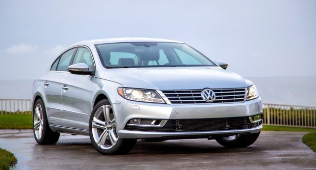 2013 Volkswagen CC R-Line: Fans of snappy styling will be proud ...