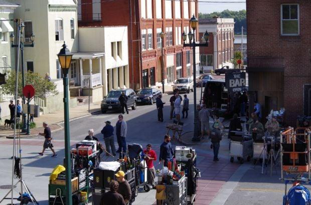 'Gone Girl' filming scenes in Cape Girardeau