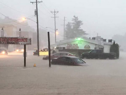 Storms soak St. Louis area, causing flash flooding and ...