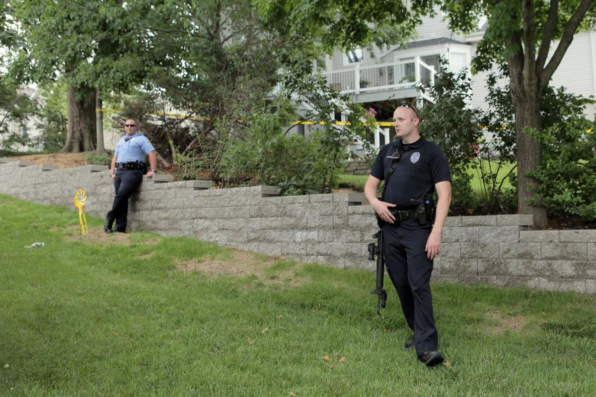 Police shooting near Ballwin