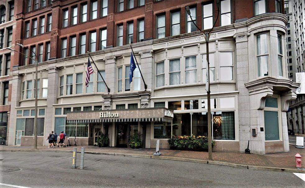 Hilton 400 Olive Street