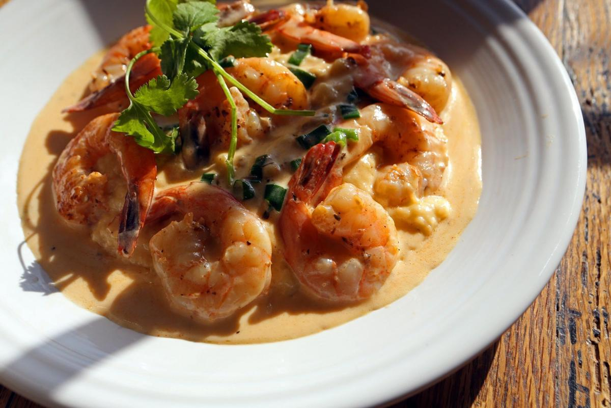 Request: Square One's Shrimp n' Grits