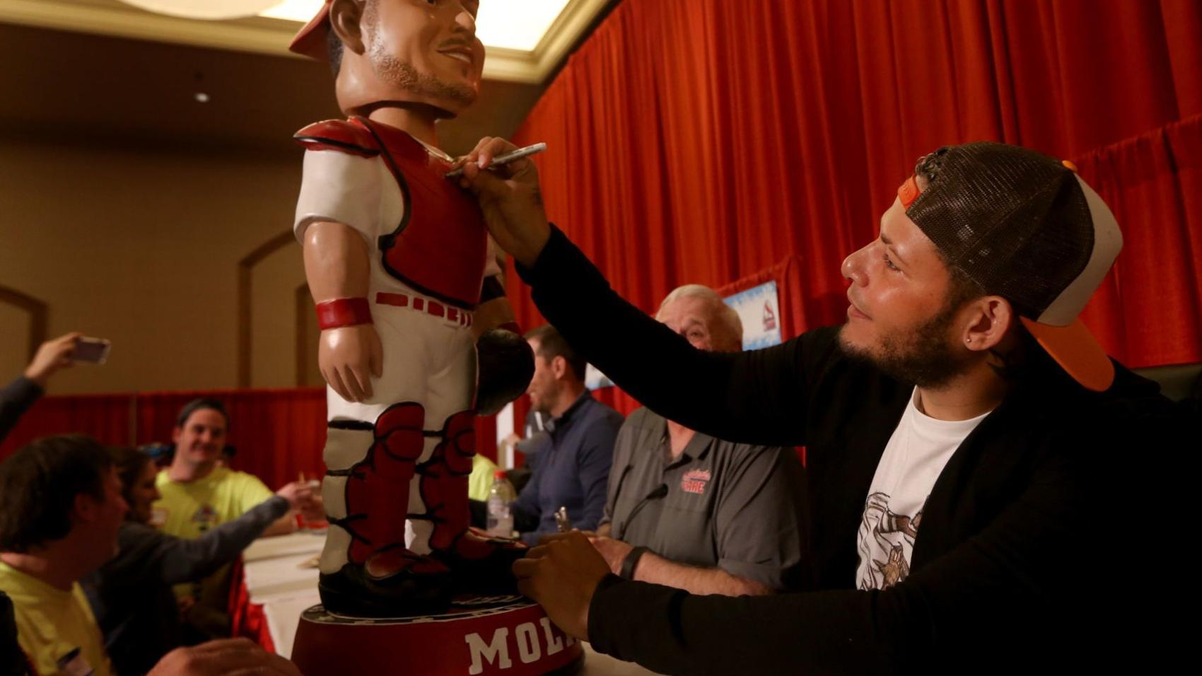 Molina wants to play several more years for Cardinals u2014 and if not them, 'that's it for me'