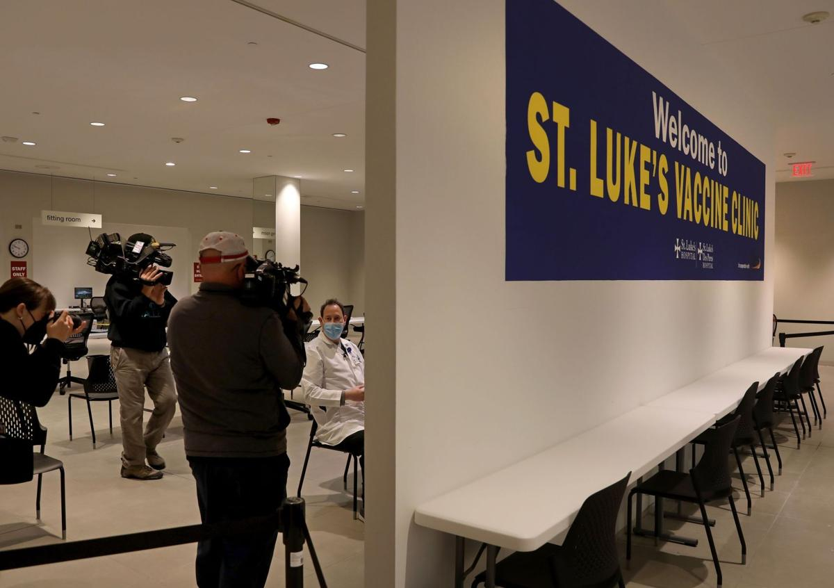 St. Luke's Hospital to open vaccine clinic in Chesterfield Mall