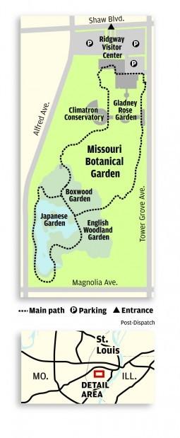 Missouri Botanical Garden Paths Health Stltoday Com