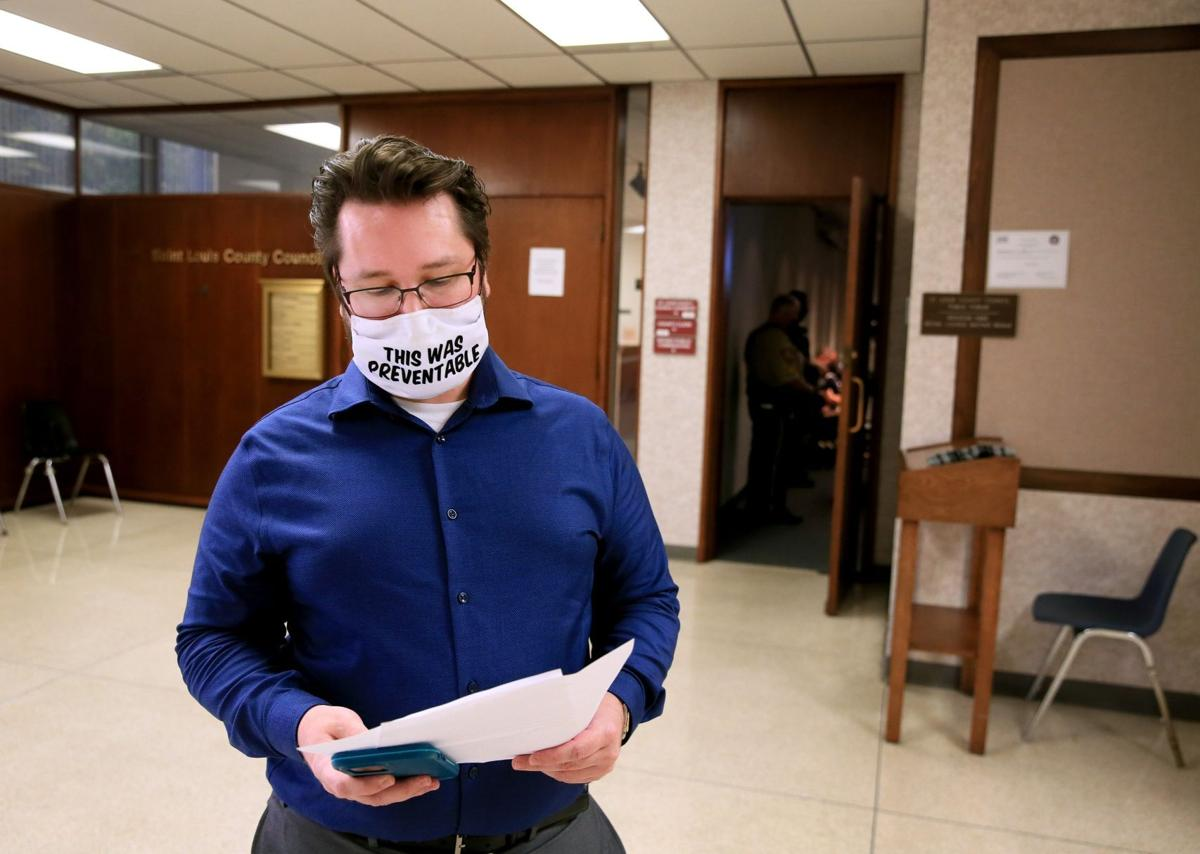 St. Louis County Council votes down mask mandate