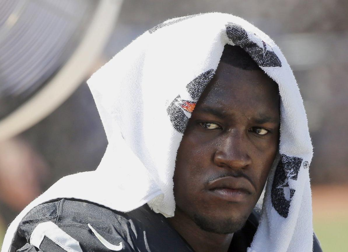 Oakland Raiders Aldon Smith Football