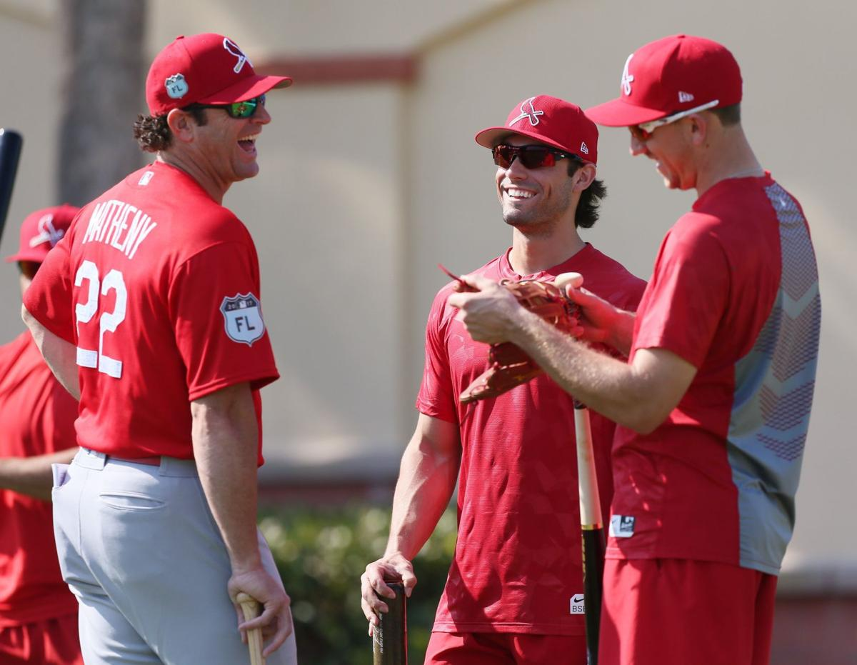 Matheny widens net in looking for leaders | St. Louis ...