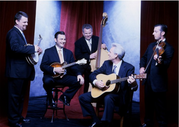 A new generation comes McCoury's lonesome sound