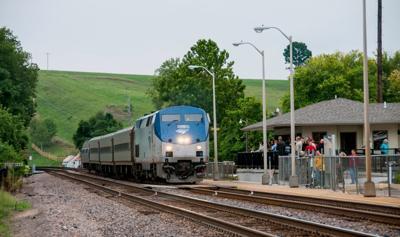 Travel Missouri by rail
