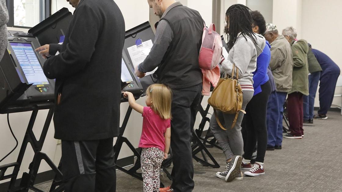 Missouri kontroversial pemilih photo ID aturan 'n' oleh negara Mahkamah Agung