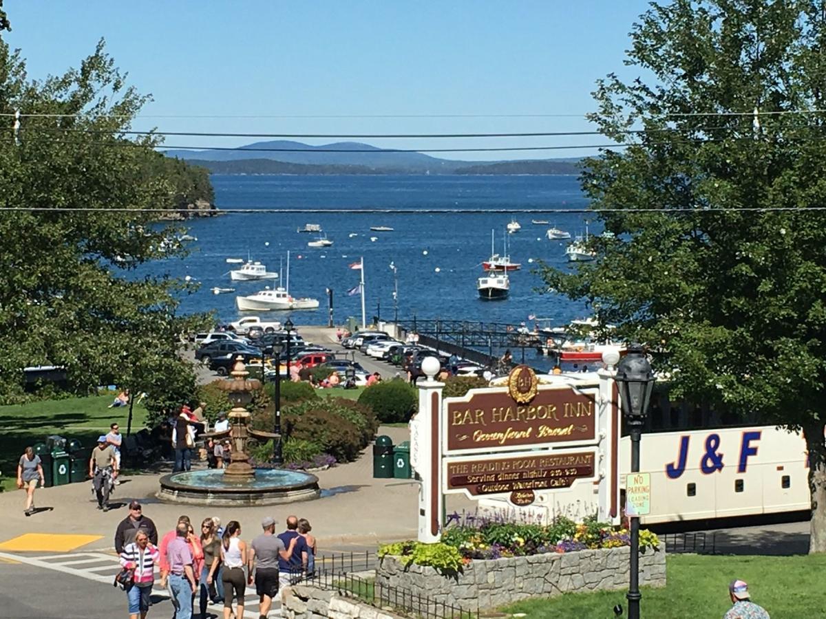 Canada Cruise: Bar Harbor, Maine
