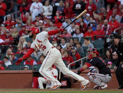 St. Louis Cardinals v. Washington Nationals in NLCS Game 2