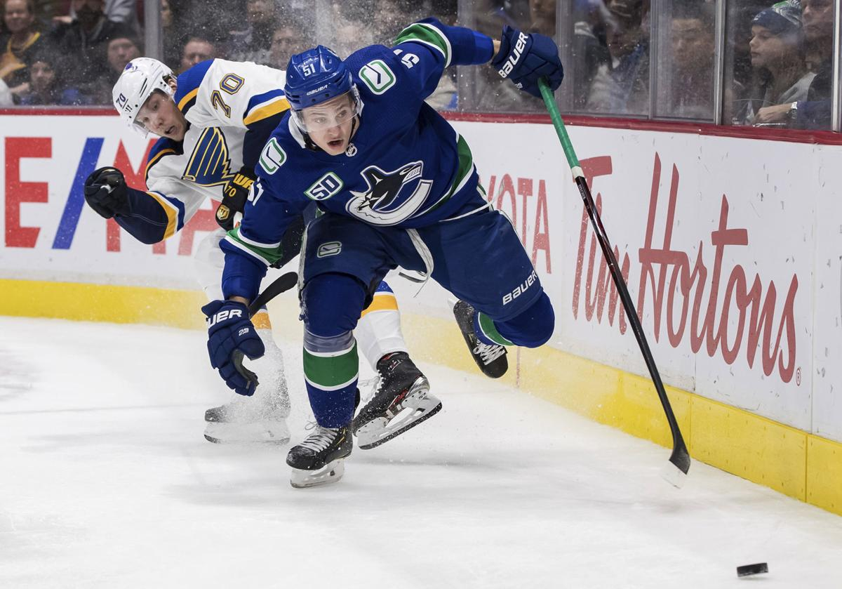 Blues still not immune to injury bug as Sundqvist heads to IR