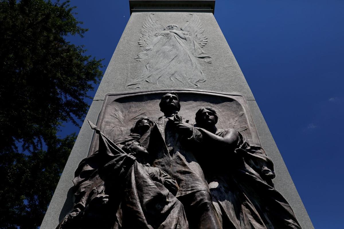 The Confederate Memorial