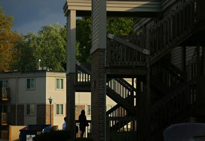 Ferguson apartment residents face unexpected evictions