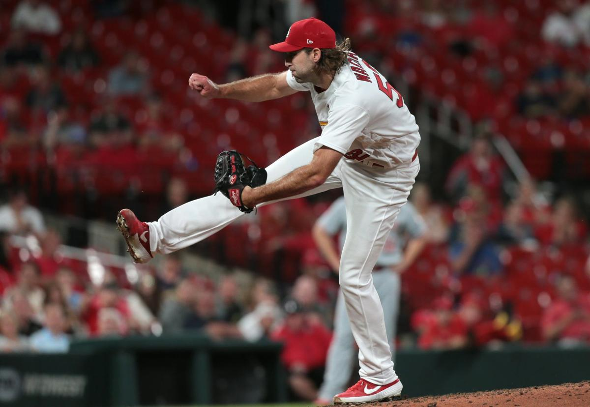 Cards notebook: Wacha returns to rotation, Ponce de Leon promoted for long-relief role