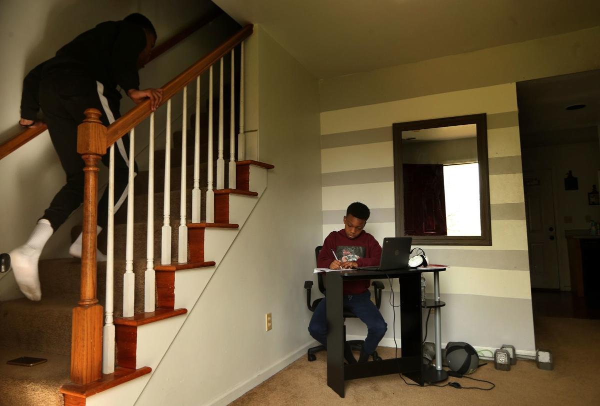 Homeschooling during the coronavirus pandemic