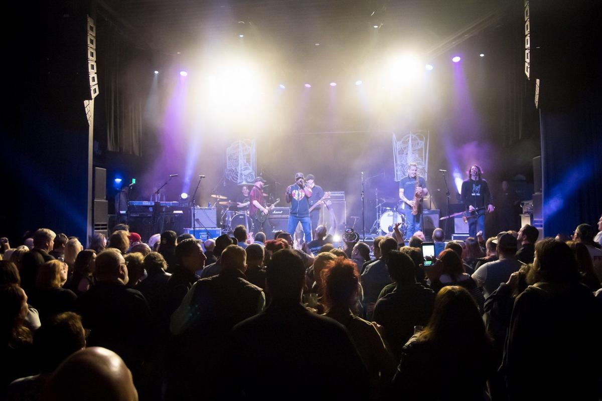 Mississippi Nights Reunion at Delmar Hall