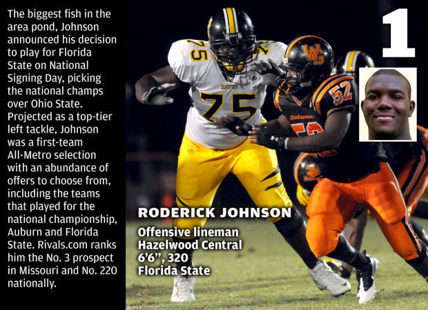 Super 30: #1 Roderick Johnson