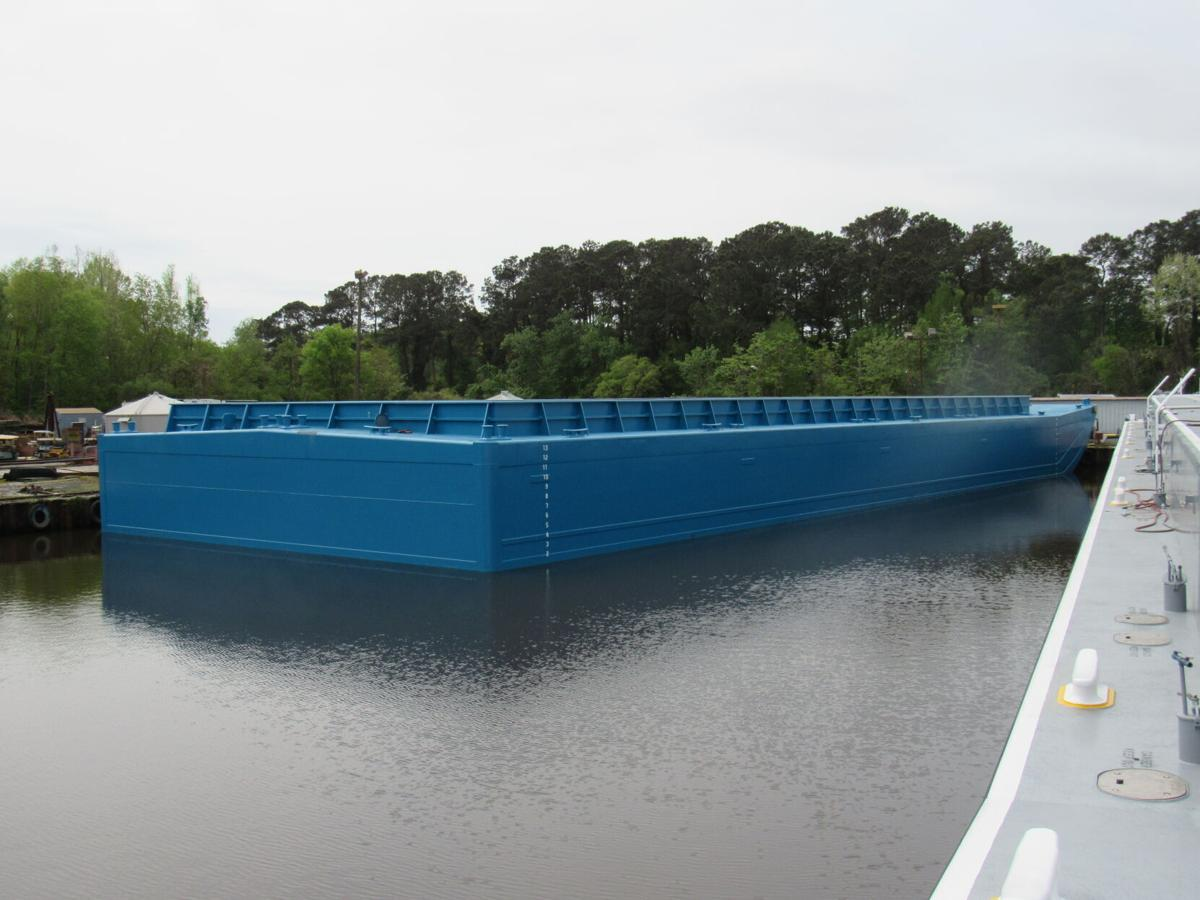 Container Barge