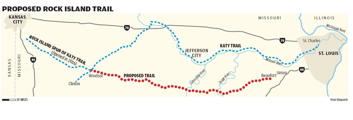 Katy Trail Map on montauk state park, current river state park, north country trail, pleasanton trail map, richardson trail map, sedalia trail map, potomac heritage trail, columbus trail map, grant's trail map, m.k.t. trail, roaring river state park, lake of the ozarks state park, north carolina trail map, mark twain state park, babler state park, kentucky trail map, north richland hills trail map, appalachian national scenic trail, onondaga cave state park, ha ha tonka state park, trail of tears state park, vadnais heights trail map, washington state park, henderson trail map, graham cave state park, saint paul trail map, weatherford trail map, lewis and clark state park, cuyahoga valley brandywine falls map, carrollton trail map, phoenix trail map, the woodlands trail map, utah transit authority map, pacific northwest trail, castlewood state park, meramec state park, american discovery trail, jefferson city trail map, wichita falls trail map, deer park trail map,