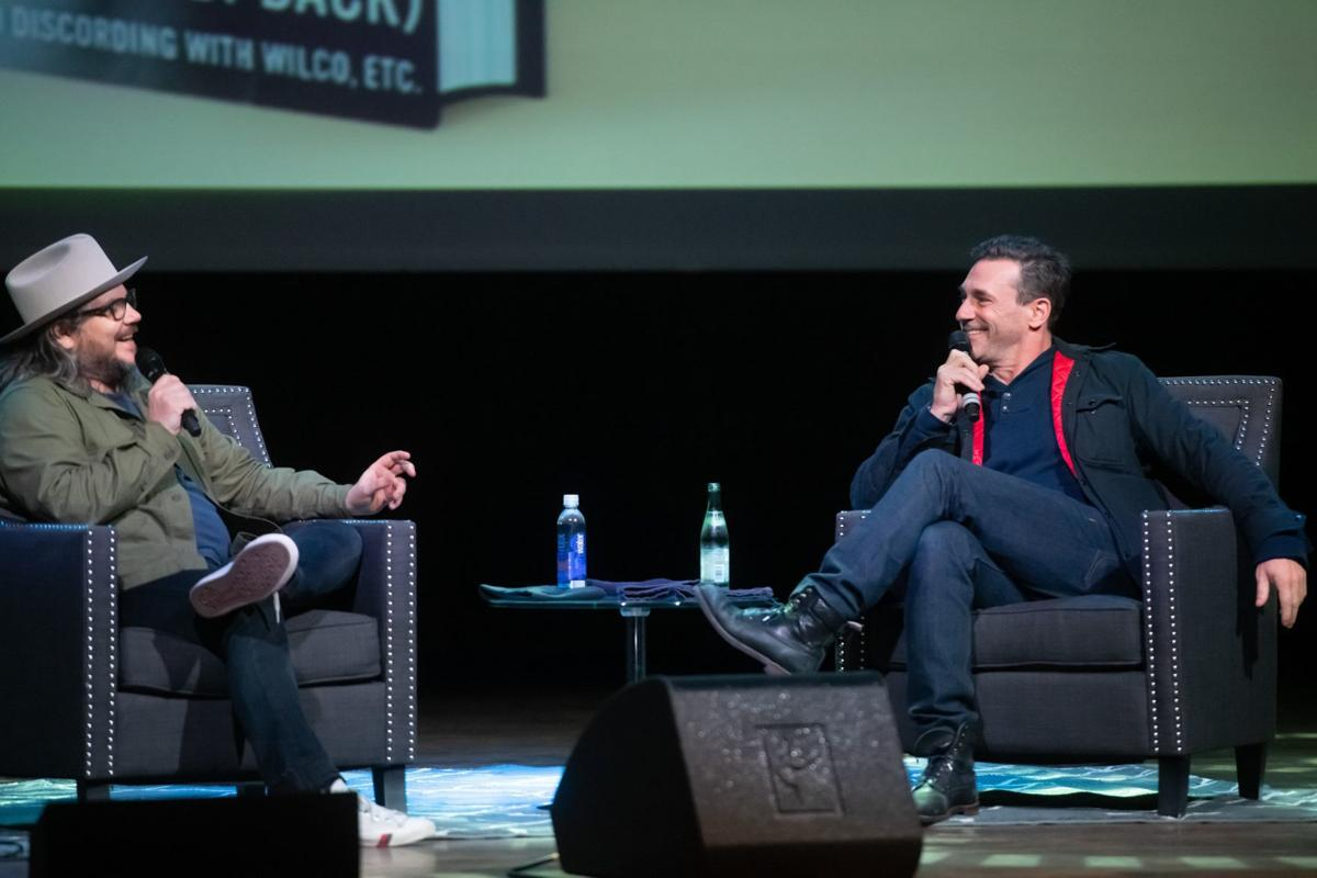 Jeff Tweedy reveals crappy 'Spinal Tap' moment and more during book tour stop with Jon Hamm at the Pageant