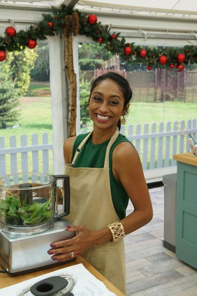 Sarita Gelner on The Great American Baking Show