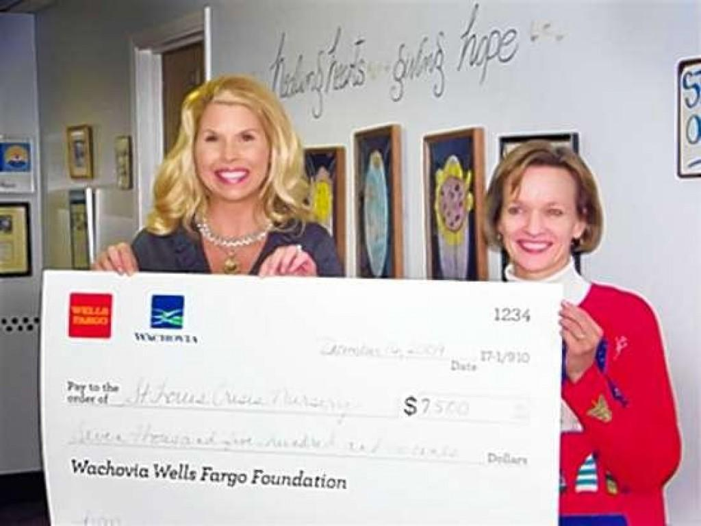 Donation benefits Crisis Nursery's emergency fund | Local