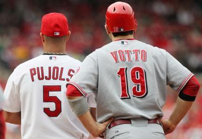 Reds 5, Cardinals 3
