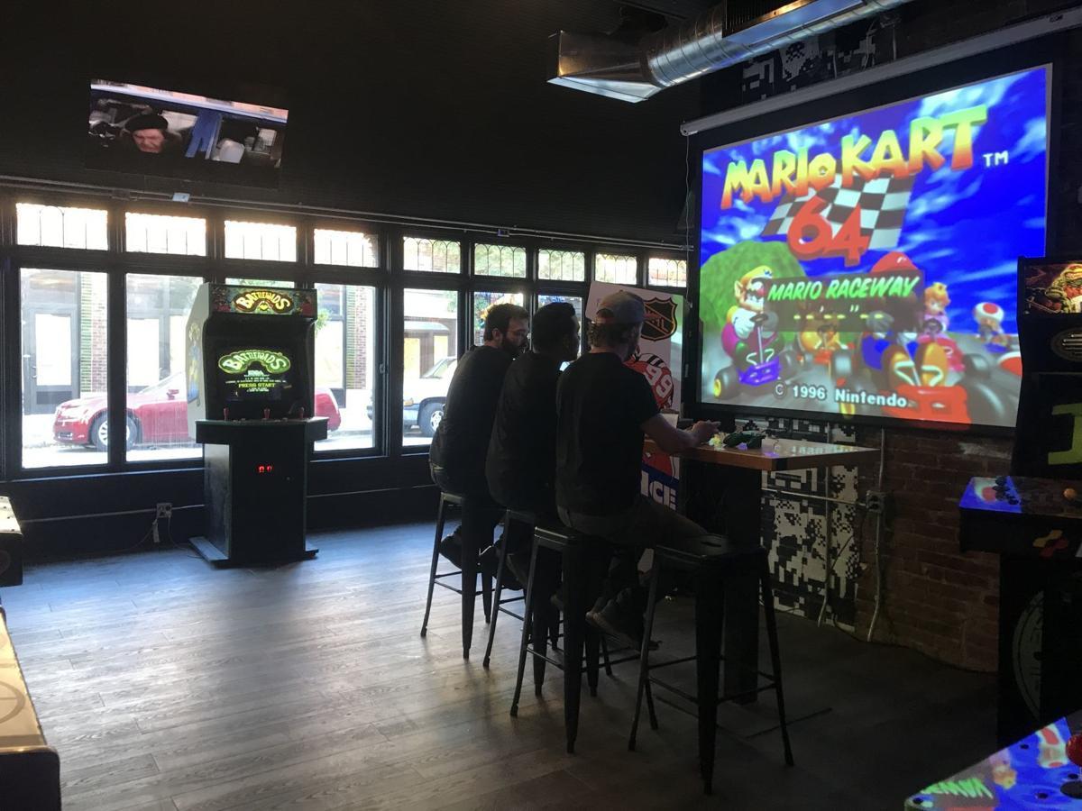 Mario Kart Arcade Bar
