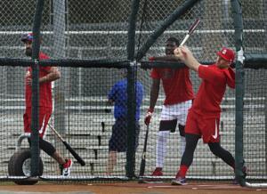 Der neue Kardinal infielder Miller wurde mit playoff-Kaliber-teams, nur nicht in den playoffs