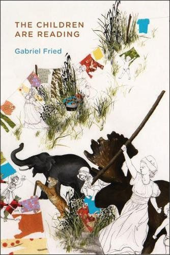 """The Children Are Reading"" by Gabriel Fried"