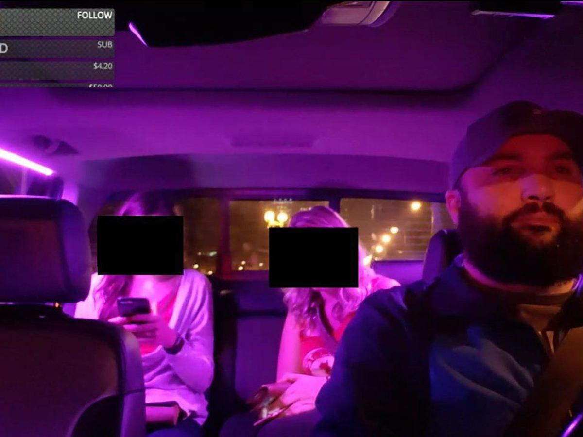 St Louis Uber Driver Put Video Of Hundreds Of Passengers Online Most Have No Idea Metro Stltoday Com