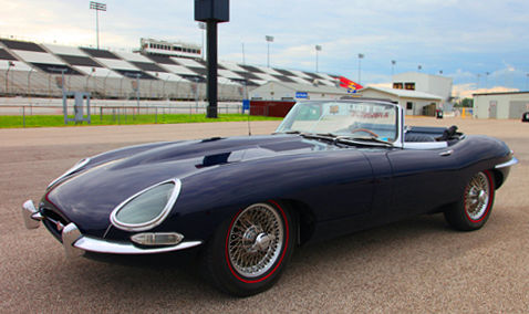 Gary Sudin 1966 Jaguar XKE OTS High Resolution F27