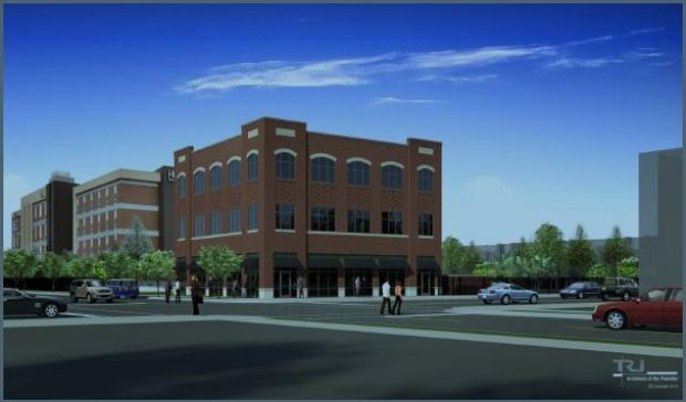 Commercial Building Proposed For FPSE : Business