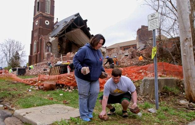 Bethlehem Lutheran Church collapses