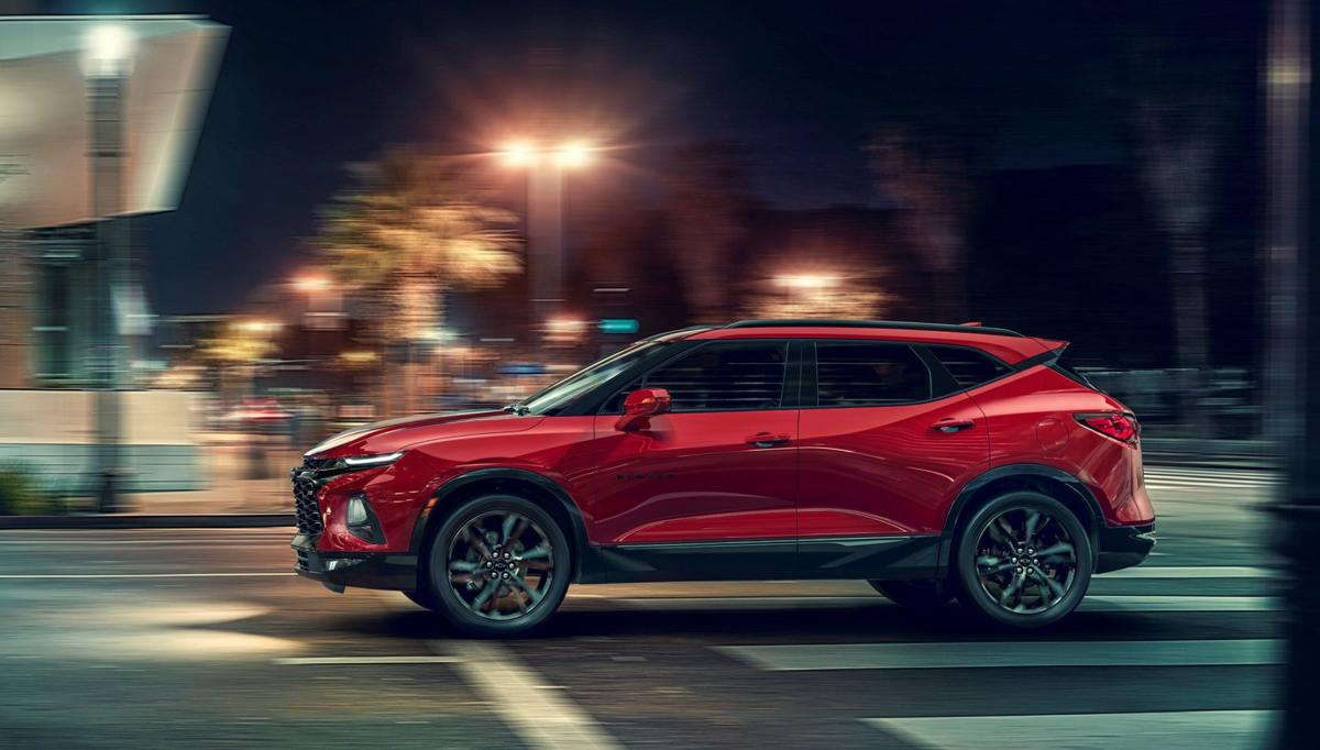 2019 Chevrolet Blazer The Name Is Familiar But The Vehicle Isn T