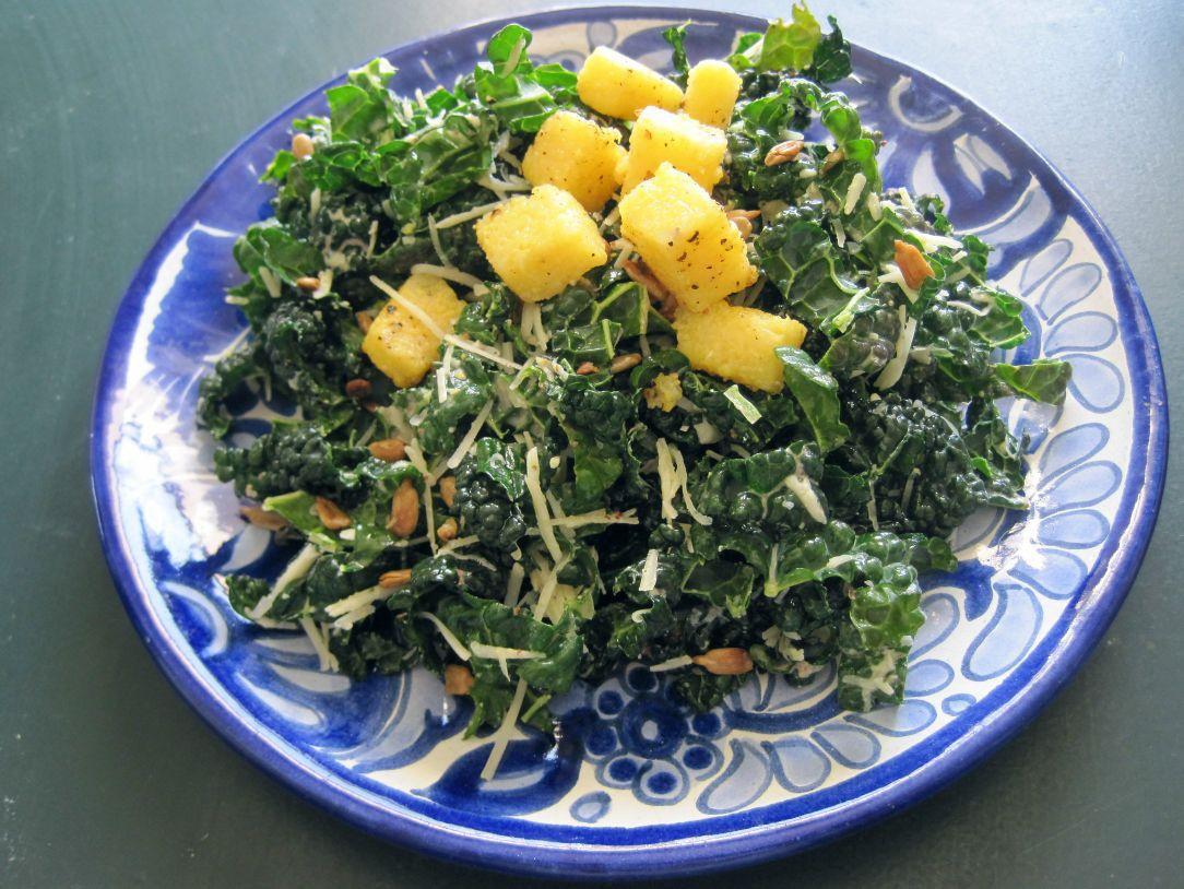 Seeds of hope toscano kale salad recipes stltoday baby kale salad made by deidre kelly forumfinder Images