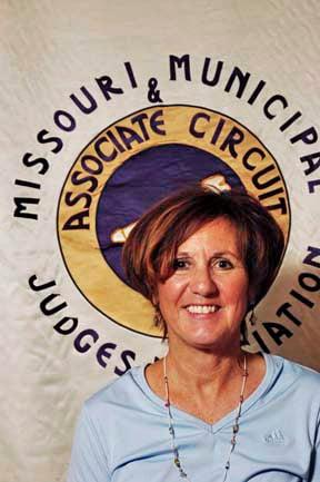 St. Louis Municipal Judge Margaret Walsh