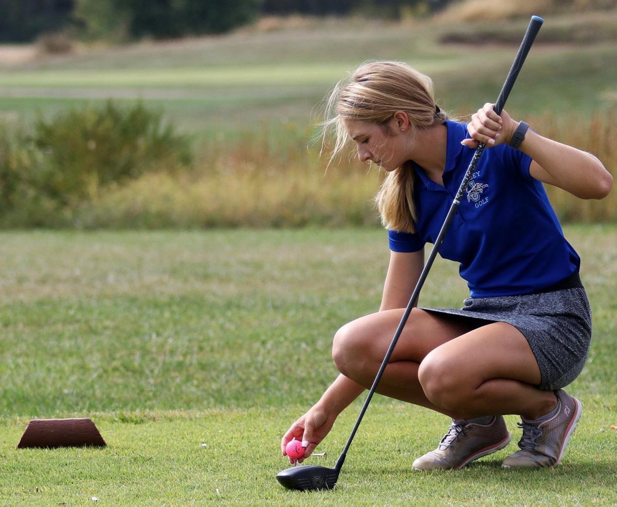 Centennial girls golf opens season with win over Glenelg - Howard County Times