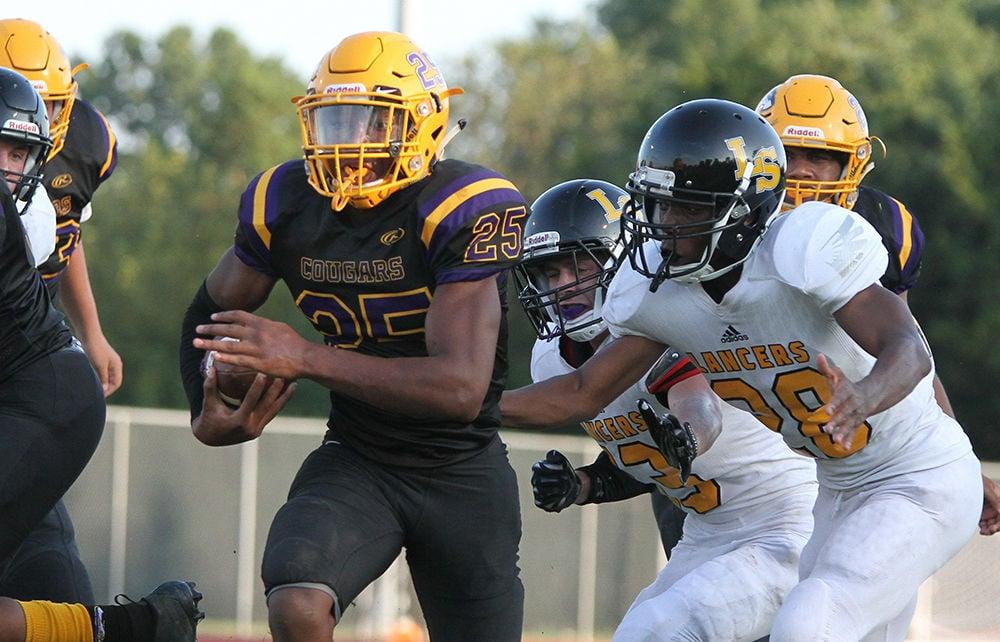Week One High School Football: Lutheran South at Affton