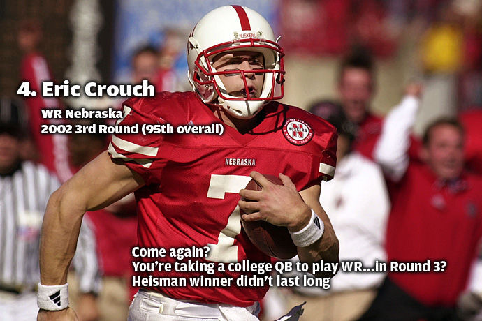 4. Eric Crouch