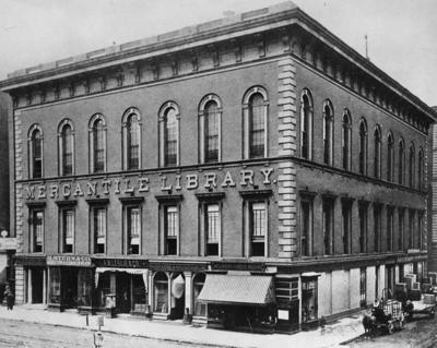the St. Louis Mercantile Library