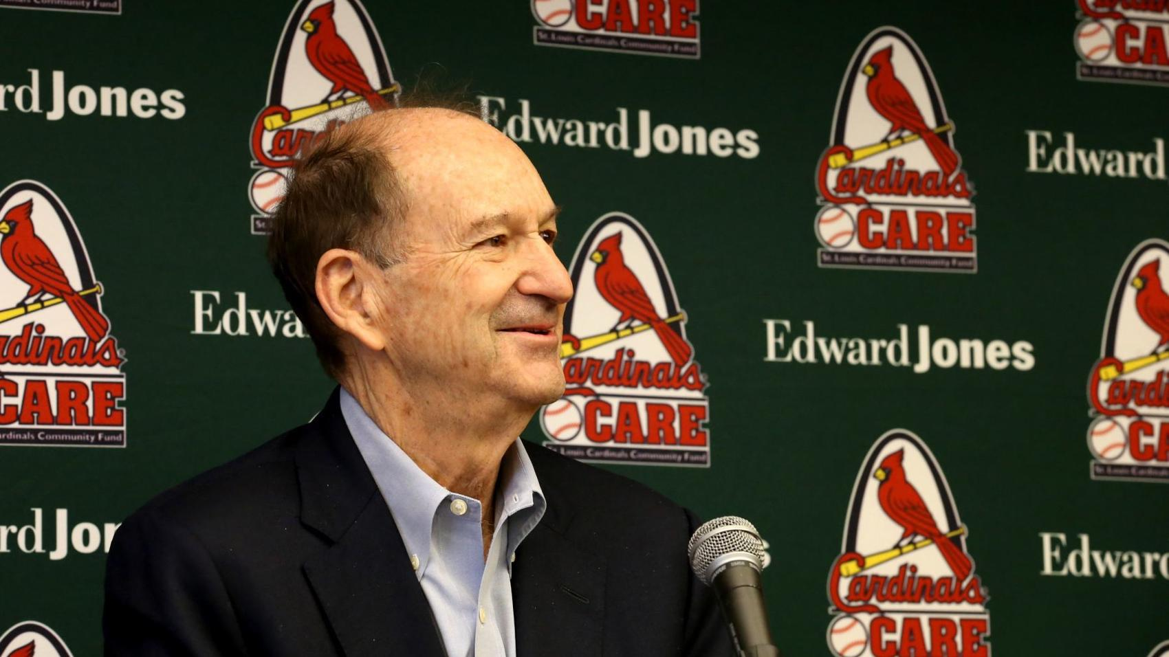 DeWitt: Cardinals 'not actively' seeking a trade; they're comfortable with payroll, current roster
